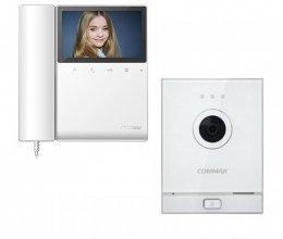 Комплект домофона  Commax CDV-43K2 и Commax DRC-41M White