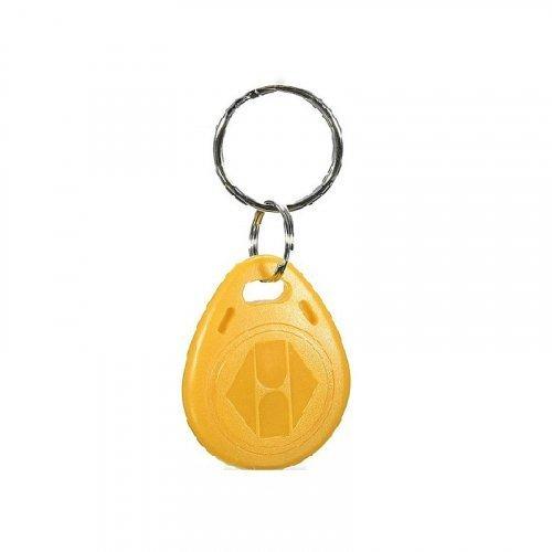 Карта доступа и брелок Atis RFID KEYFOB EM Yellow