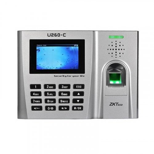 Терминал контроля доступа ZKTeco iClock260