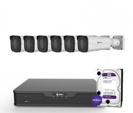 ZetPro IP-8M-6OUT-Pro