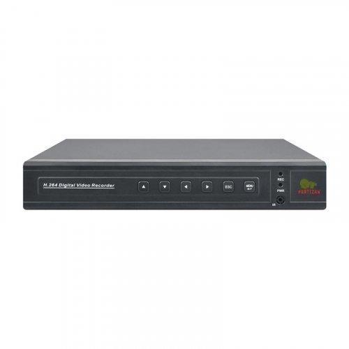 IP видеорегистратор Partizan NVH-822 POE v2.0