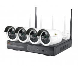 Partizan Outdoor Wireless Kit 2MP 4xIP v1.0