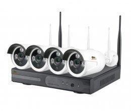 Partizan Outdoor Wireless Kit 4MP 4xIP v1.0
