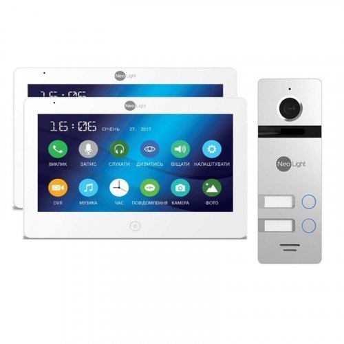 NeoLight Mezzo HD и NeoLight MEGA/2 HD Silver