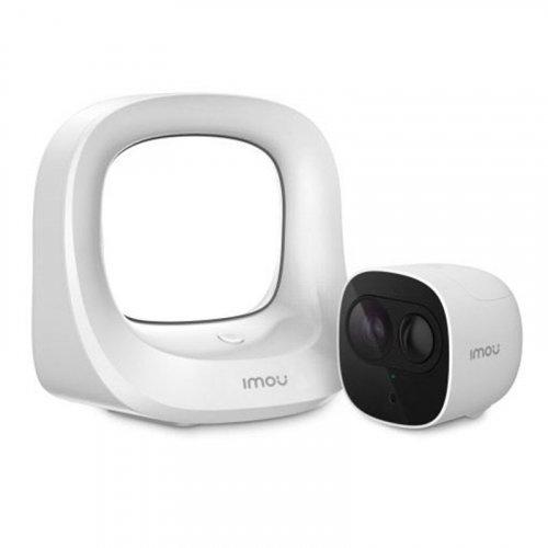 Wi-Fi IP Камера на батарейках IMOU Cell Pro (KIT-WA1001-300/1-B26EP)
