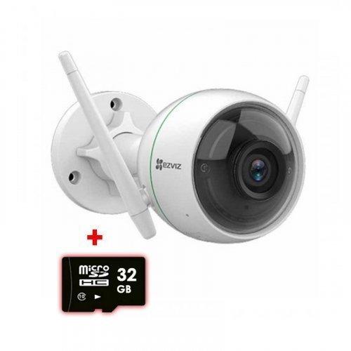 Уличная беспроводная IP камера EZVIZ C3WN  CS-CV310(A0-1C2WFR) (2.8 мм)