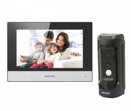 Hikvision DS-KH6320-TE1 и Hikvision DS-KB8112-IM