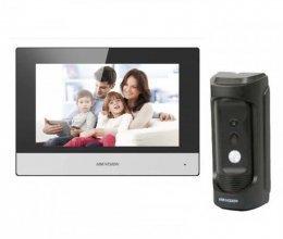 Hikvision DS-KH6320-WTE1 и Hikvision DS-KB8112-IM