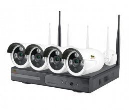 Partizan Outdoor Wireless Kit 2MP 4xIP v1.1