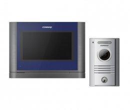 Commax CDV-704MA  и Commax DRC-40KHD