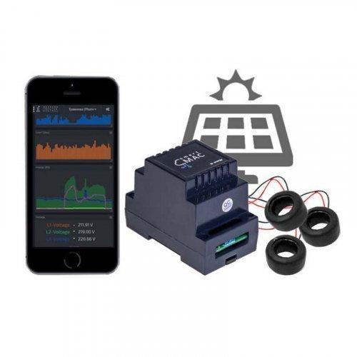 Энергомонитор smart-MAC D103-12
