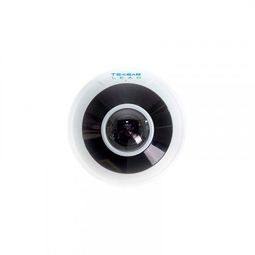IP Камера Tecsar Lead IPFS-L-4M10F-SD6-POE (Рыбий глаз)