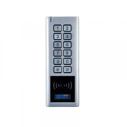 Считыватель с беспроводной клавиатурой SEVEN Lock SK-7713