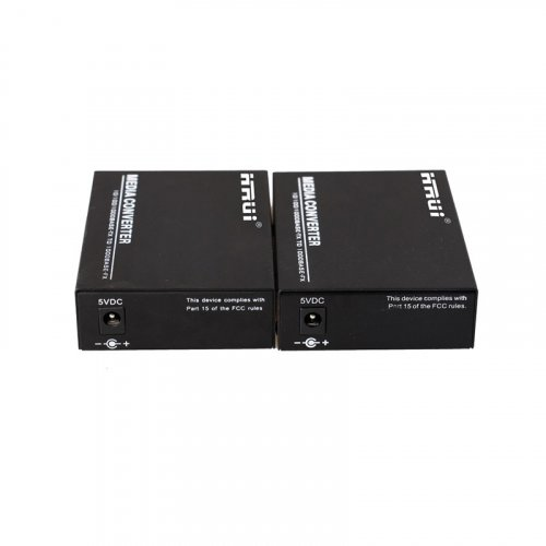 Медиаконвертор HONGRUI HR900W-GE-20-TR