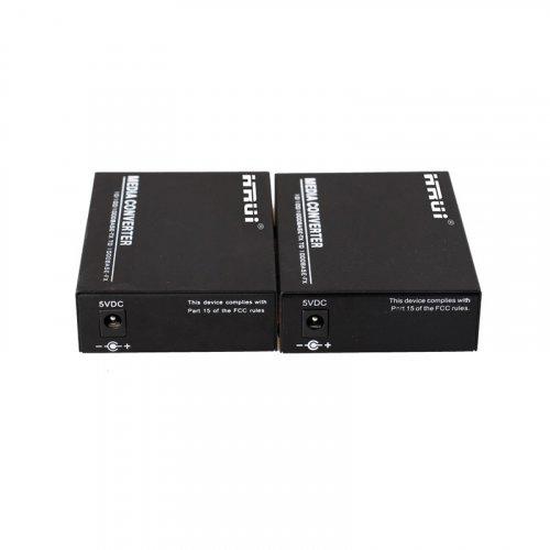 Медиаконвертор HONGRUI HR900W-GE-3-TR