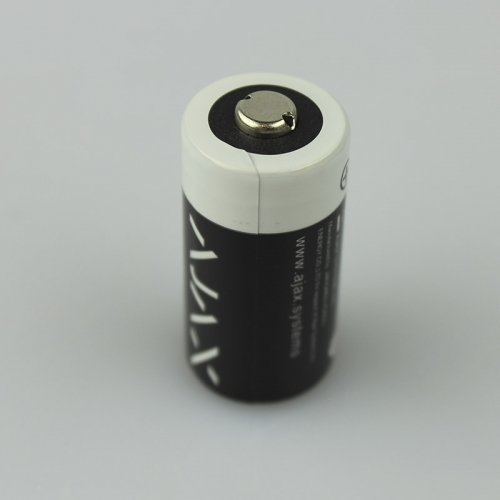 Батарейка Ajax CR123A 3V