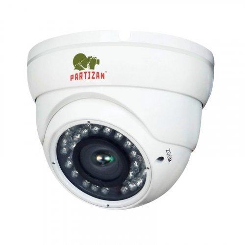 IP комплект видеонаблюдения Partizan PRO IP-14 4xCAM + 1xNVR + HDD