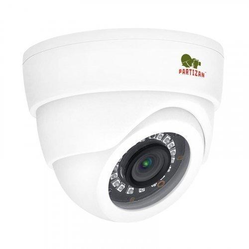AHD комплект видеонаблюдения Partizan PRO AHD-25 4xCAM + 1xDVR + HDD