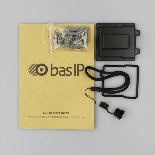 Вызывная панель BAS-IP AV-07B SILVER / AV-07B BLACK