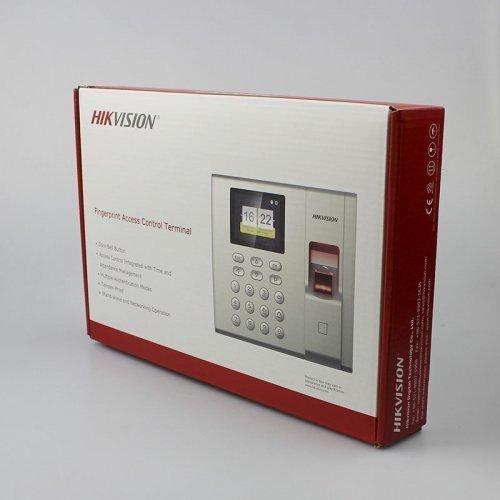 Терминал учёта рабочего времени Hikvision DS-K1T8003MF