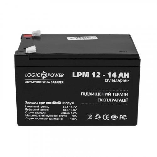 LogicPower AGM LPM 12 - 14 AH