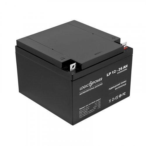 LogicPower AGM LPM 12 - 26 AH