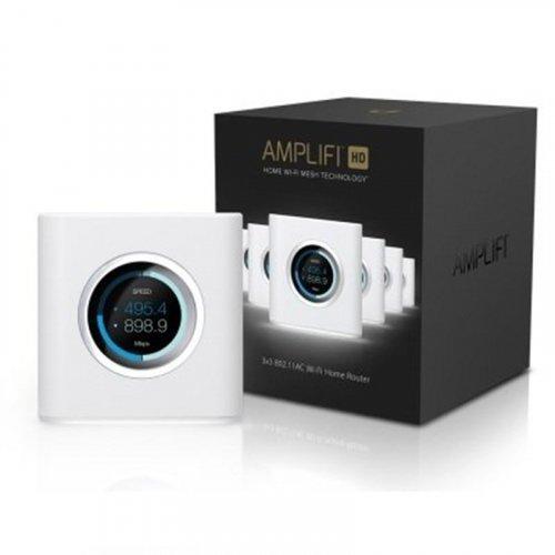 Маршрутизатор Ubiquiti AmpliFi HD Mesh Router (AFI-R)