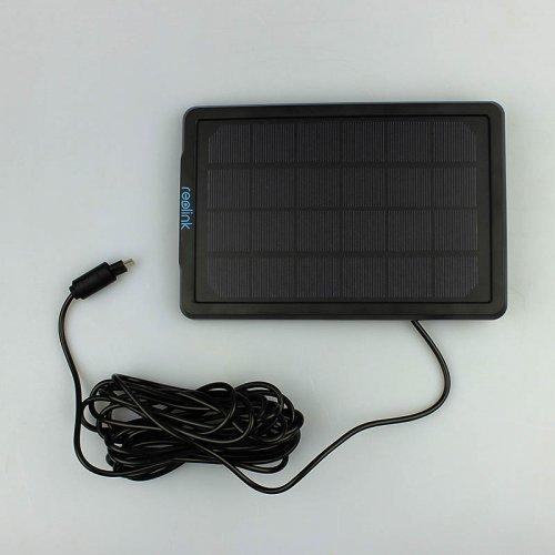 Уличная Wi-Fi IP Камера Reolink Argus 2 + солнечная панель Reolink