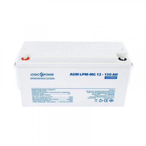 LogicPower AGM LPM-MG 12 - 150 AH