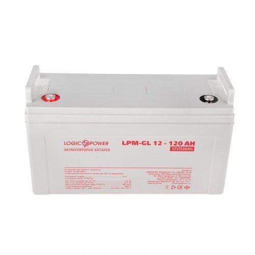 LogicPower LPM-GL 12 - 120 AH