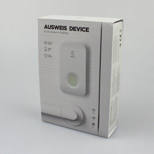 Сетевой контроллер Ausweis Device white