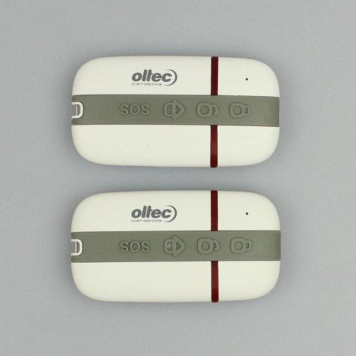 Брелок для управления охранной системой Oltec RC-01W