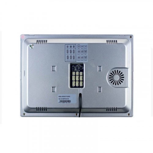 Видеодомофон SEVEN DP–7512 FHD IPS black