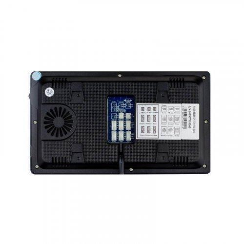 Видеодомофон SEVEN DP–7574 black