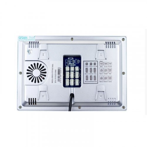 Видеодомофон SEVEN DP-7577 FHDT white