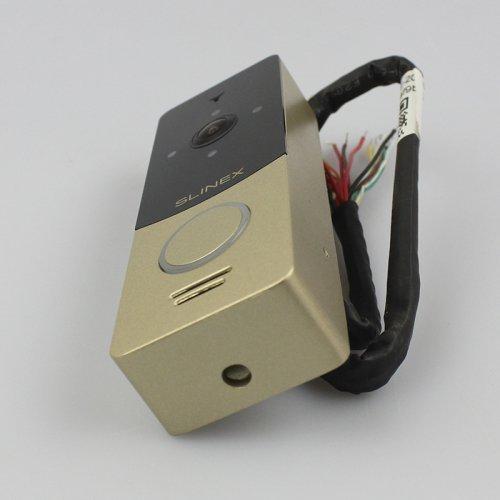 Вызывная панель  Slinex ML-20IP Gold