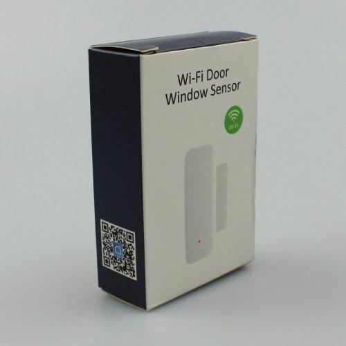 Датчик открытия окон/дверей Smart Life Wi-Fi Door Window Sensor