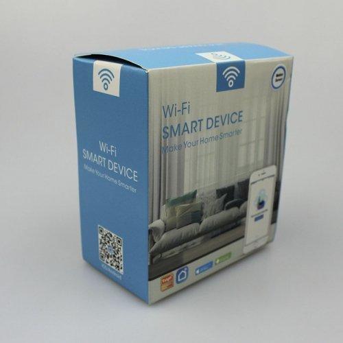 Датчик движения Smart Life Wi-Fi Motion Sensor
