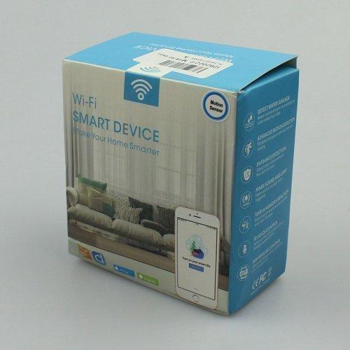 Датчик движения Smart Life Wi-Fi PIR Motion Sensor