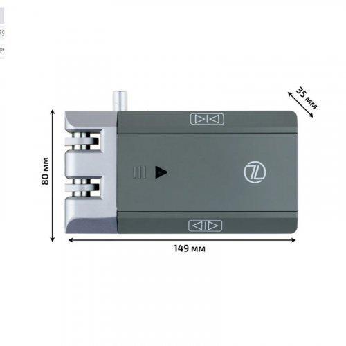 Электромеханический замок SEVEN Lock SL-7709