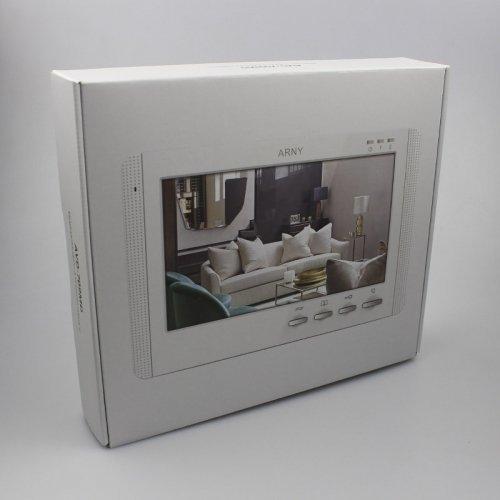 Видеодомофон ARNY AVD-709MD (White)