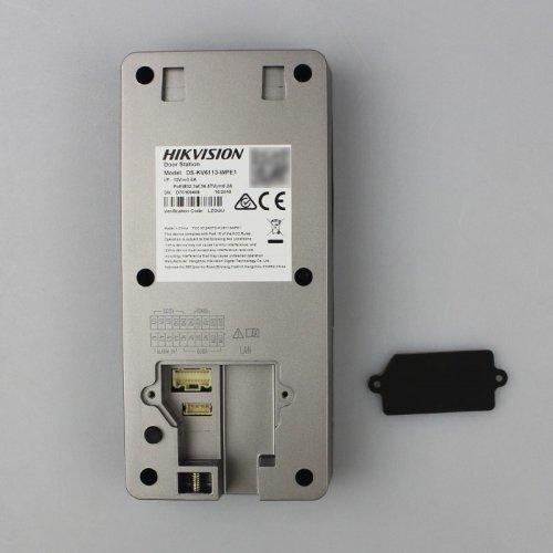 Вызывная панель Hikvision DS-KV6113-WPE1