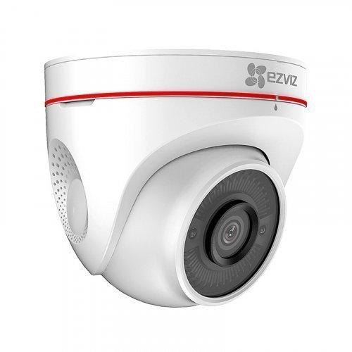 Купольная Wi-Fi IP видеокамера с усиленной защитой EZVIZ C4W