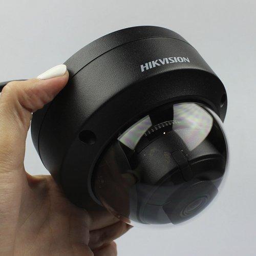 Hikvision DS-2CD2143G0-IS (2.8 мм) ЧЕРНАЯ
