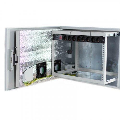 Климатический серверный шкаф 12U