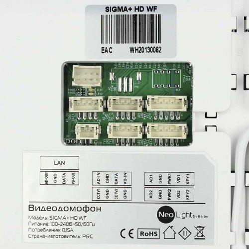 Видеодомофон  NeoLight Sigma+ HD WF
