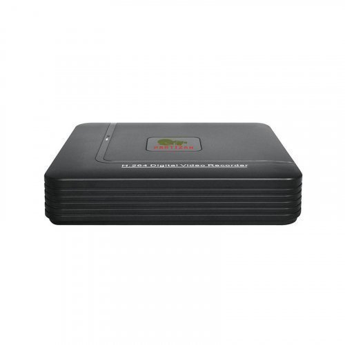 AHD комплект видеонаблюдения Partizan AHD-14 2xCAM + 1xDVR + HDD