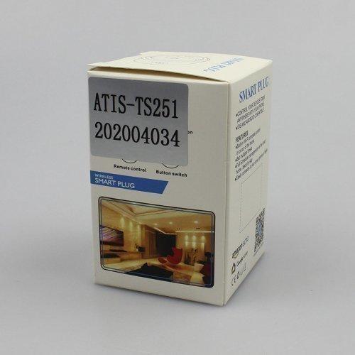 Умная Wi-Fi розетка Atis-TS251