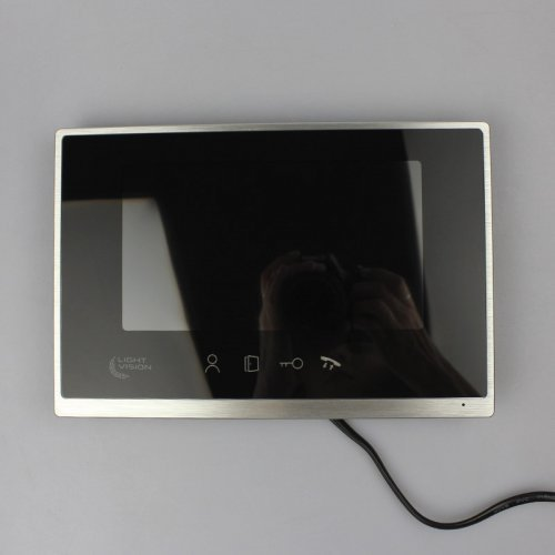 Видеодомофон LightVision MACAO FHD Black