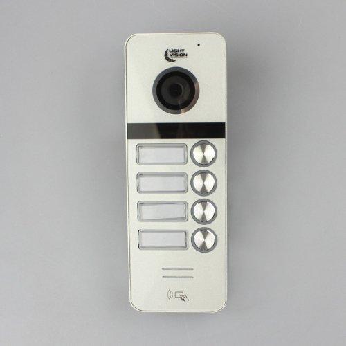 Вызывная панель LightVision TOKYO FHD (4RF) White